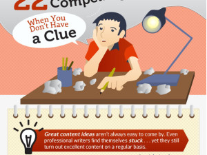 22 Ways to Create Compelling Content [Infographic]