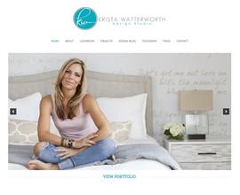 Krista Watterworth, Interior Designer & HGTV Host